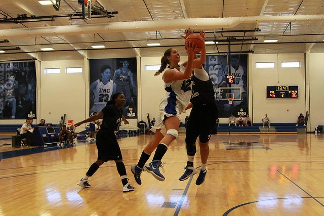 IESS x IMG Basketball