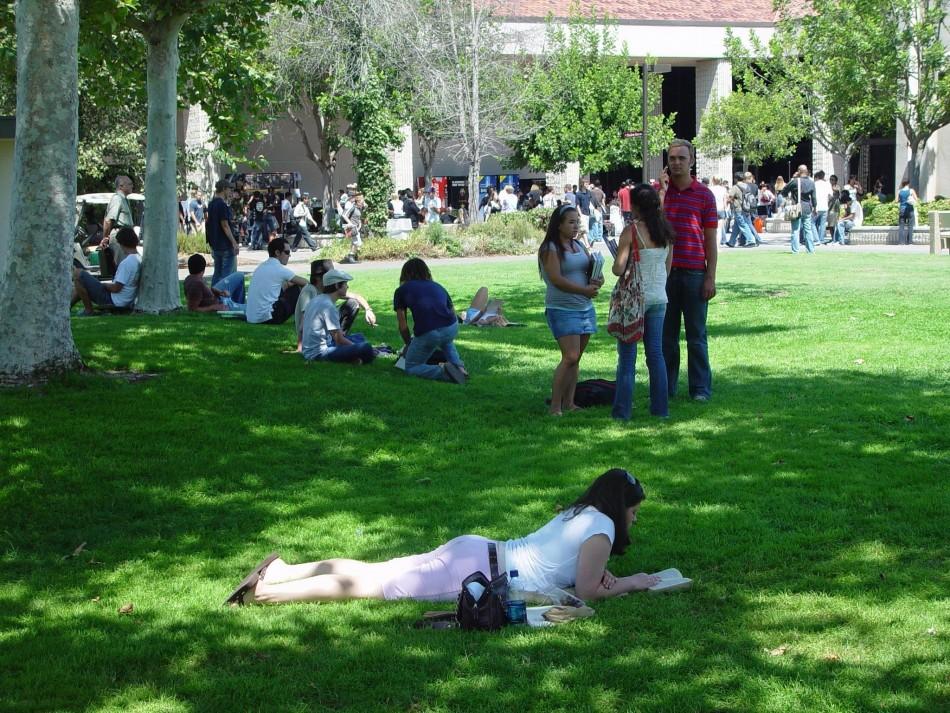 FLS Saddleback college campus