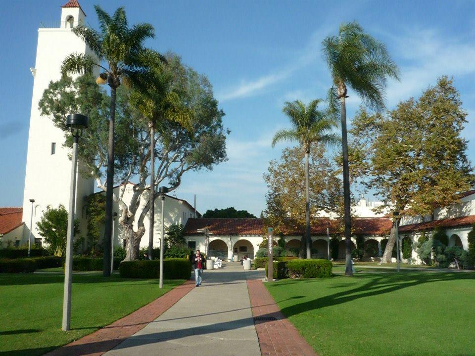 SDSU Campus 2