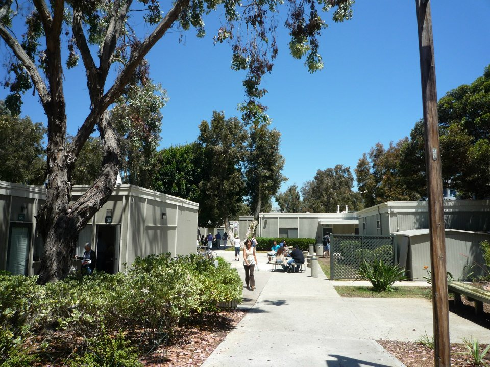 UCSD Extension area