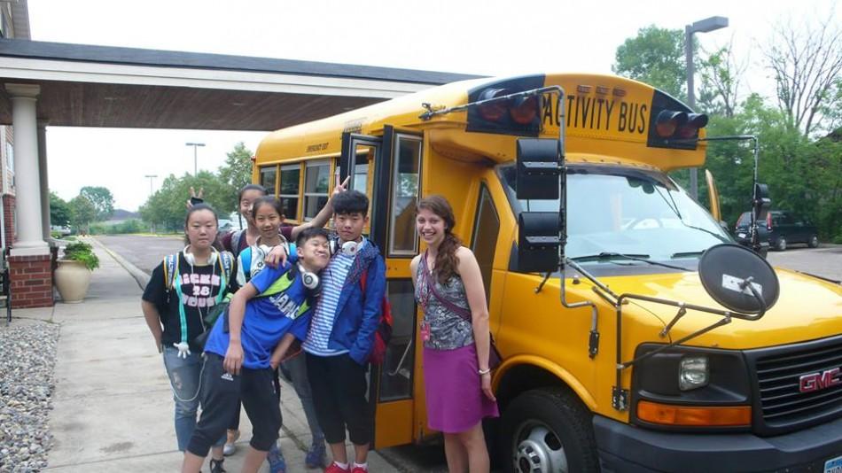 Laura kids bus